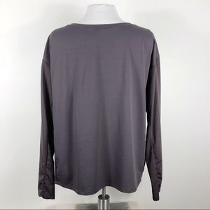 Fabletics Tops - Fabletics Empire Baby Doll Top Long Sleeve Shirt